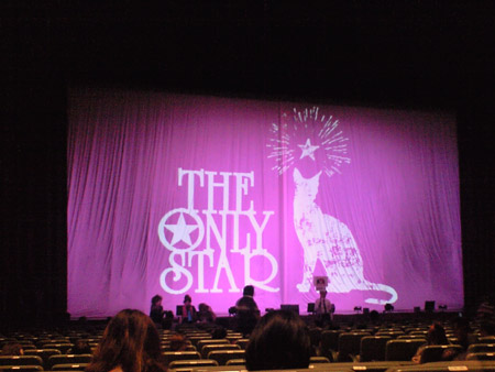 中島美嘉 THE ONLY STAR CONCERT TURE 2011