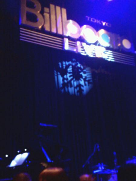 福原美穂 Live In MUSIC Vol.4 Billboard Live TOKYO