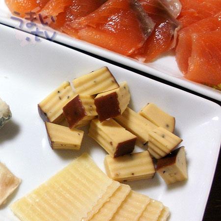 スモークチーズ ペッパー