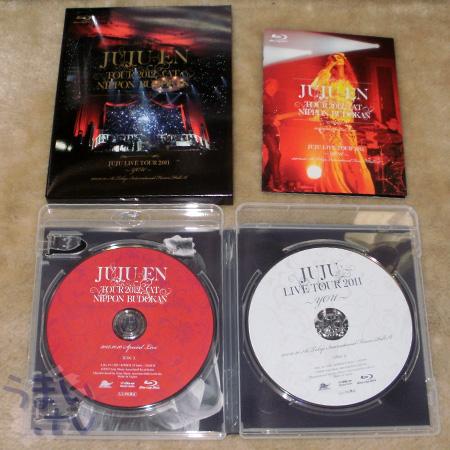 ジュジュ苑全国ツアー2012 at 日本武道館 Blu-ray