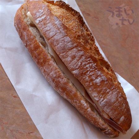 Boulangerie Tontin 生ハムのカスクルート