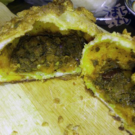 ベッカライ 徳多朗 カレーパン