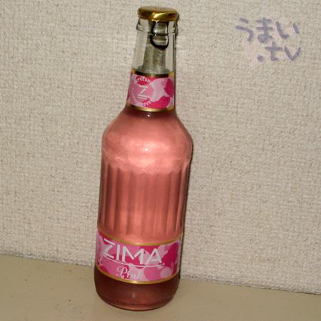 ZIMA Pink(ジーマ ピンク) 340ml 瓶