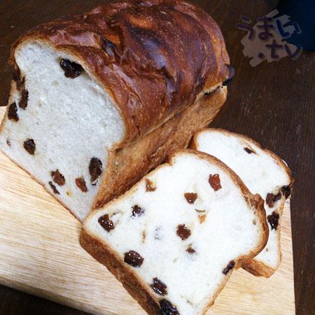 BOULANGERIE LE COQ ぶどうパン