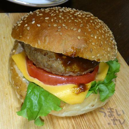 パンステージ プロローグ ビックハンバーガー