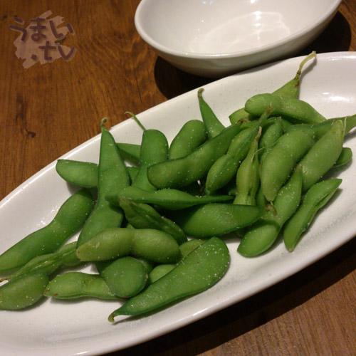 プロント イル バール 枝豆
