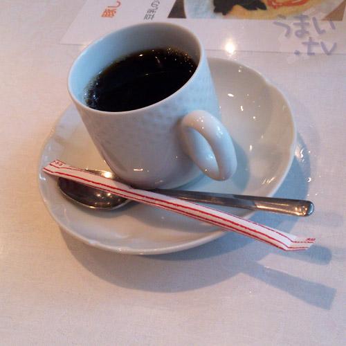 中国名菜 敦煌 ランチ コーヒー