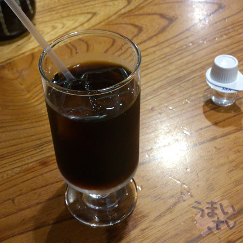 とんかつ稲 港北ニュータウン店 コーヒー