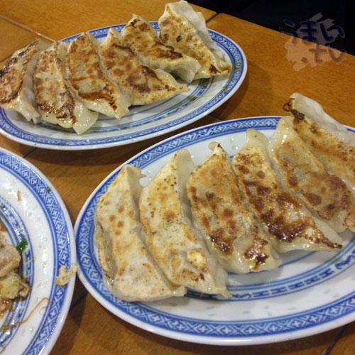 揚州商人 餃子