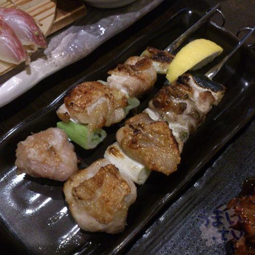新宿歌舞伎町 魚魚家 ねぎま
