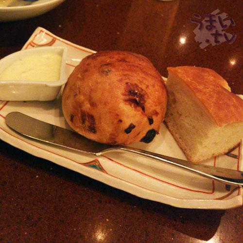渋谷bed 自家製パン