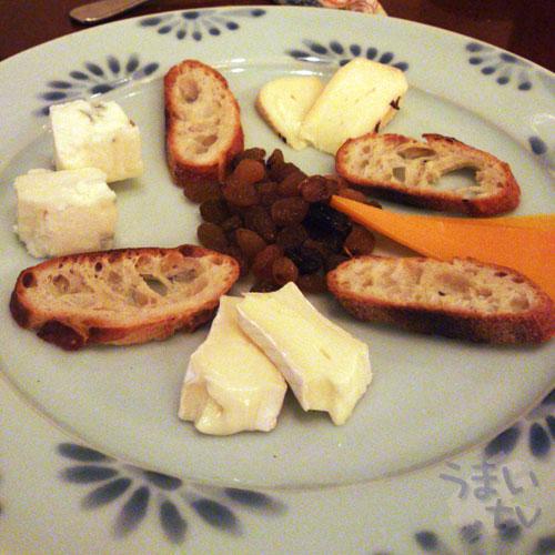 渋谷bed チーズ