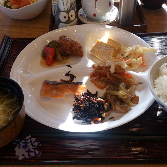 上信越道 横川SA下り  レストラン福膳
