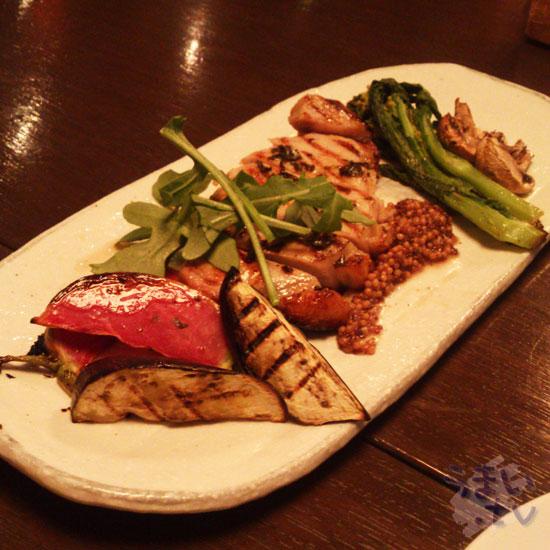 A971 レストラン 三元豚