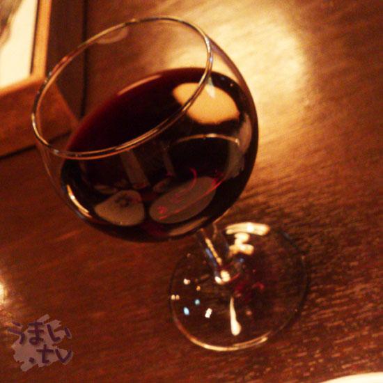 A971 レストラン 赤