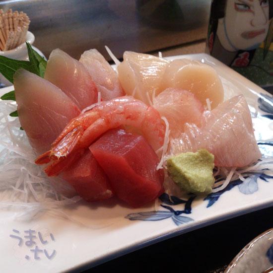 魚と創菜 いしまつ