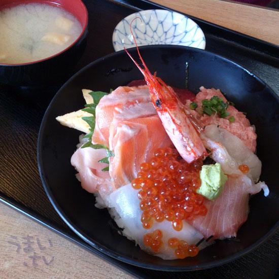川崎北部市場 さか本 海鮮丼