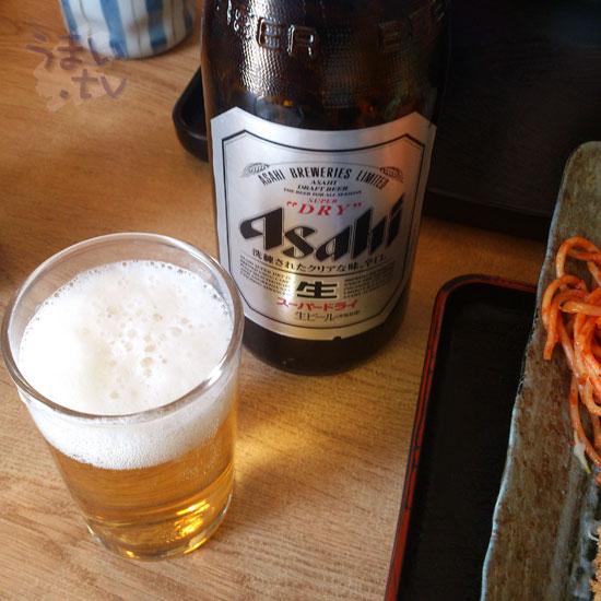 川崎北部市場 さか本 ビール