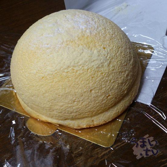 中村松川堂 zuccotto