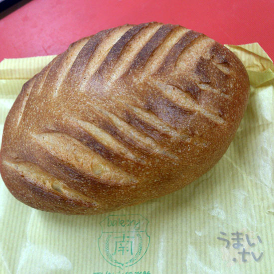 ベーカリー 南 ミルクパン