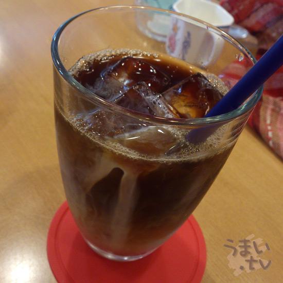 横浜スパイシークラブ アイスコーヒー