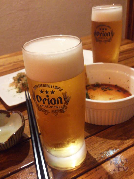沖縄の店 南 オリオンビール