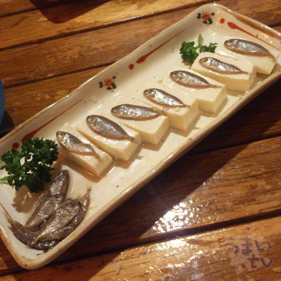 沖縄の店 南 すくがらす豆腐