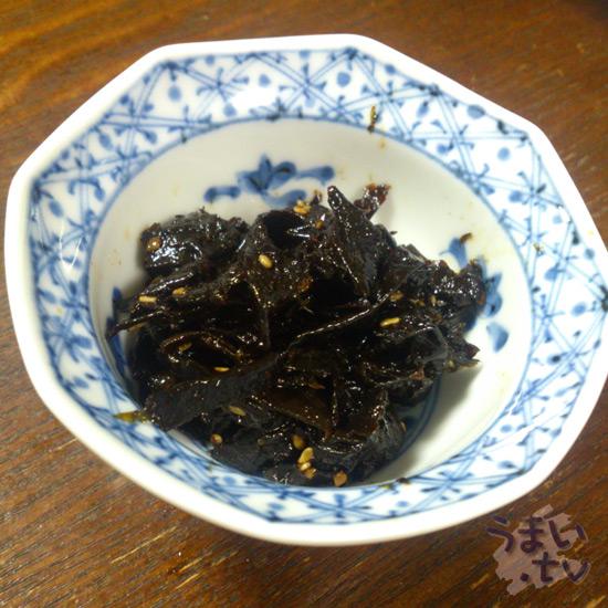 博多久松謹製 国産海苔使用 焼き海苔佃煮