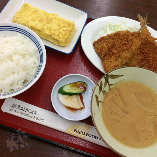 まいどおおきに食堂 横浜立場食堂
