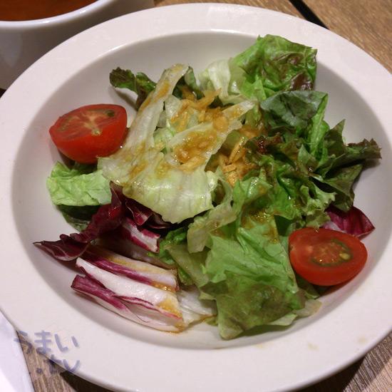 いしがまやハンバーグ ららぽーと横浜店 サラダ