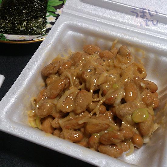 川中島納豆