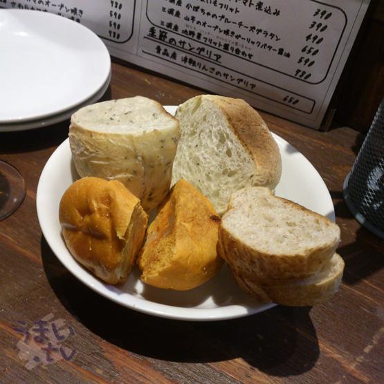 横浜野毛 魚とワイン はなたれ