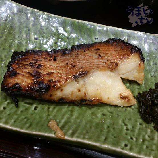 ららぽーと横浜 寅福 赤魚