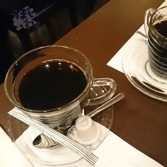 青山 the simple kichen コーヒー