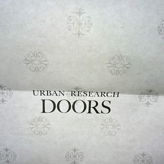「URBAN RESEARCH DOORS モザイクモール港北店」