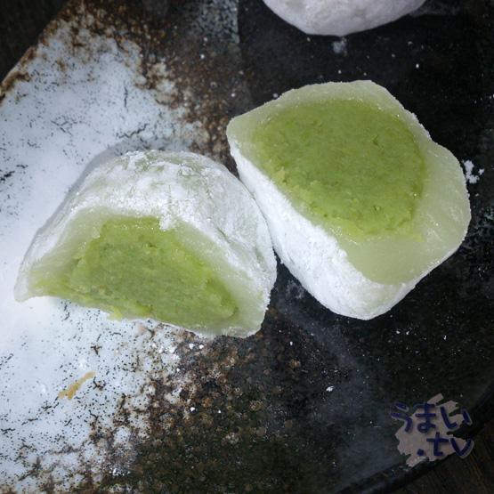 湖国近江 塩大福 団喜