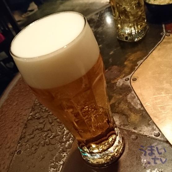 べったこビール
