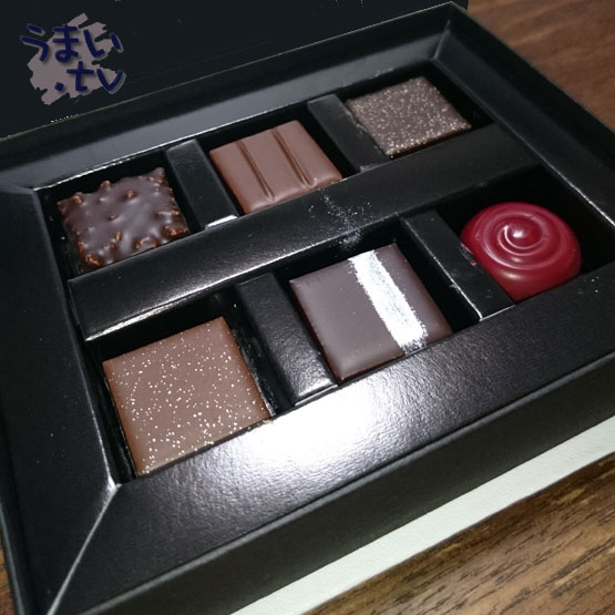 ショコラ・モンサンクレール ボンボンショコラ バレンタイン