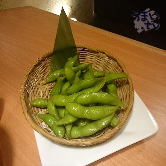 魚民 枝豆
