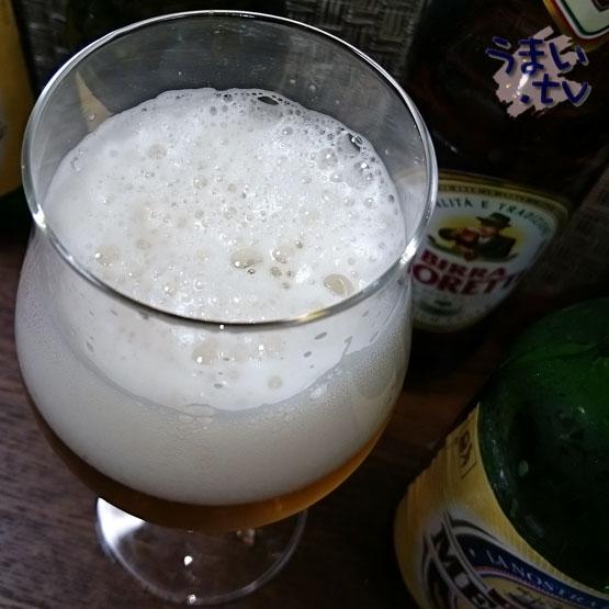 イタリアビール メッシーナ