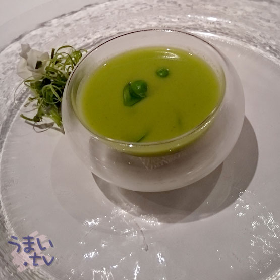 クッチーナ・ピノッキオ スープ