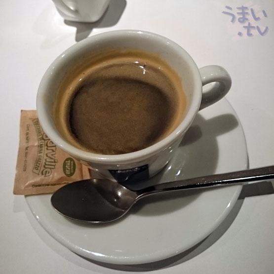 クッチーナ・ピノッキオ コーヒー