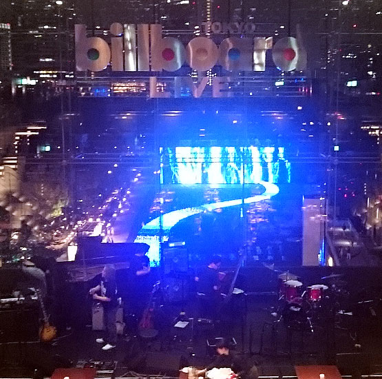ビルボードライブ東京