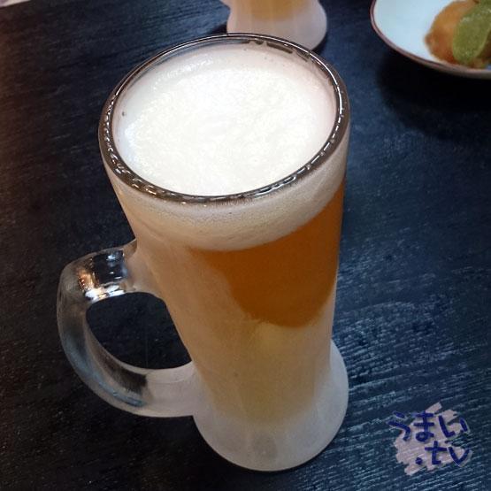 水仙 生ビール