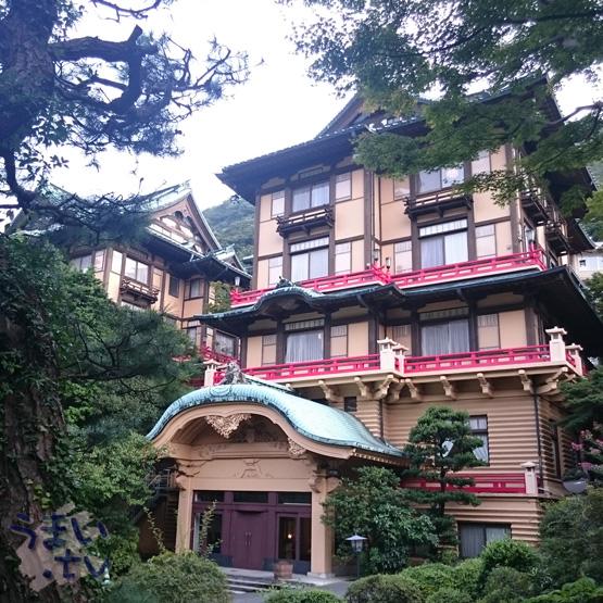 昭和11年建築・登録有形文化財「花御殿」