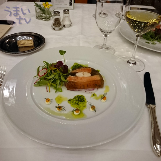 フランス料理ディナー「富士屋浪漫」