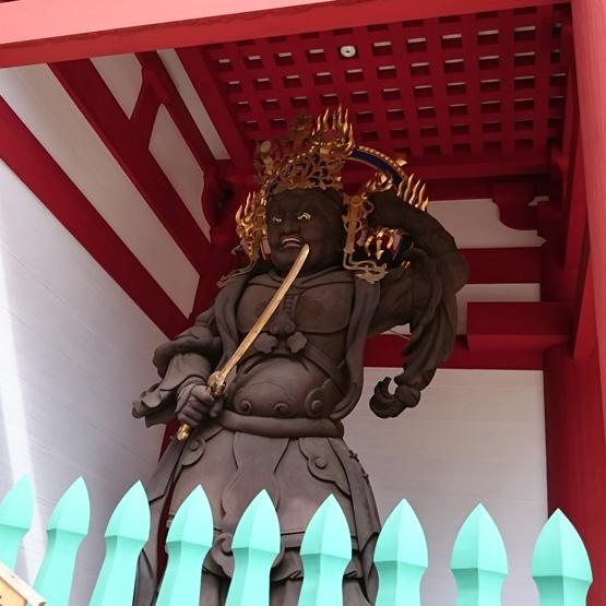 高野山壇上伽羅 中門
