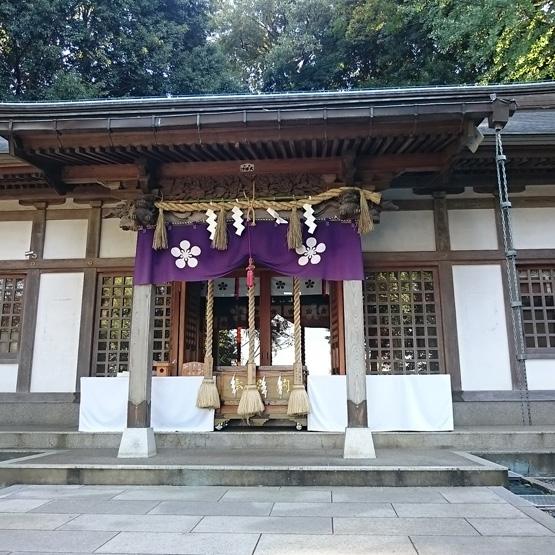 日本三躰 永谷天満宮