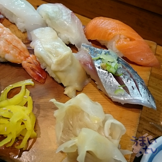 きらく鮨 ランチ
