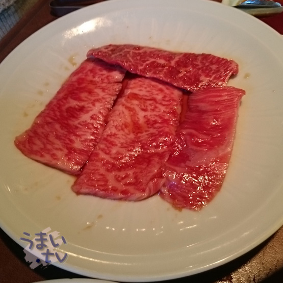 「Dランチ ロース定食」 1,620円